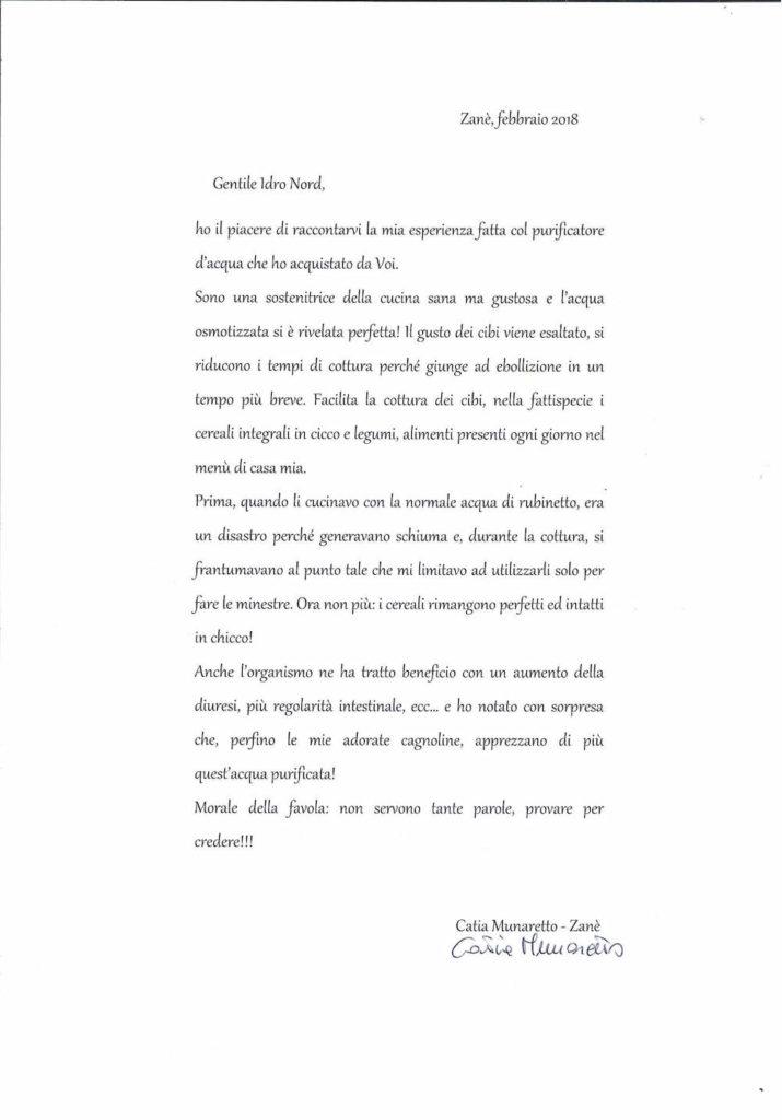 Purificatore-d-acqua-domestico-testimonianza-Catia-Munaretto-zanè-vicenza-opinioni-recensioni-purificatori-domestici
