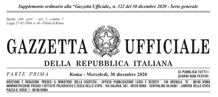 Bonus-Depuratori-Acqua-2021-IDRONORD-Gazzetta-Ufficiale-1